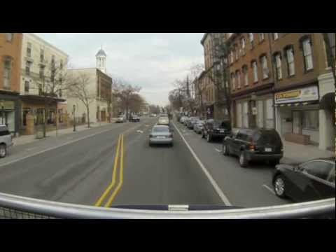 Truck driving in America