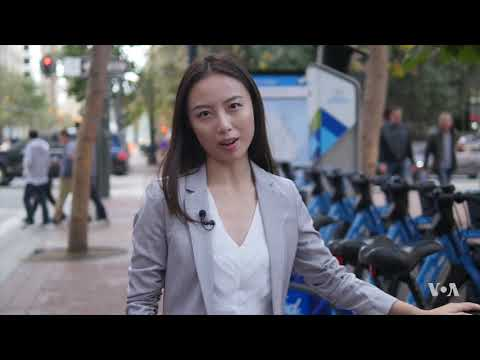 Bike Sharing Business Brings Competition from China