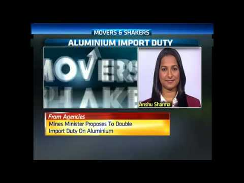 Halftime Report- Aluminium Import Duty- July 22