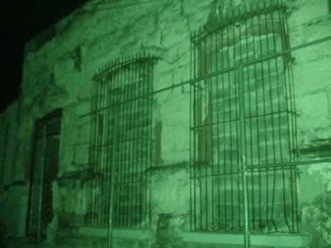Casa Embrujada Aramberri