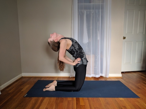 Meditative Yoga Flow for Peace and Focus with Abigail Redman (Full Length Class)