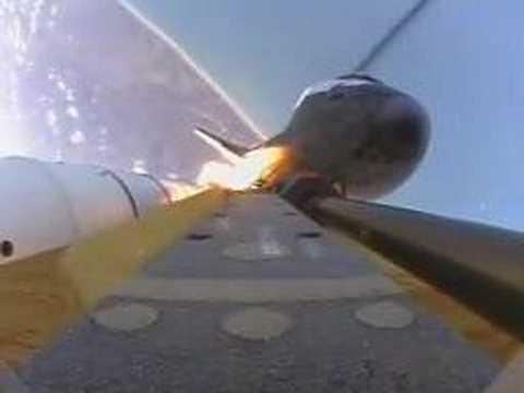 space shuttle landing onboard - photo #4