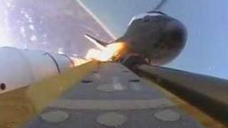 NASA Space Shuttle Launch from Onboard Camera STS 112