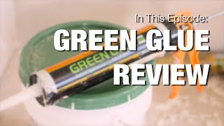How to Control Noise with Green Glue  - Install steps & tips