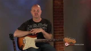 Easy 12 Bar Blues Progression - Blues Guitar Lesson - Guitar Tricks 13 - Easy Guitar Lesson
