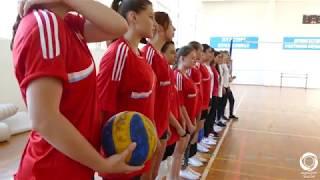 Турнир по волейболу СГУ 2017