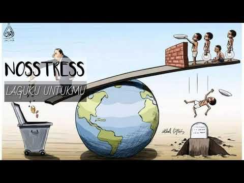 NOSSTRESS- Laguku Untukmu (musik+lirik)