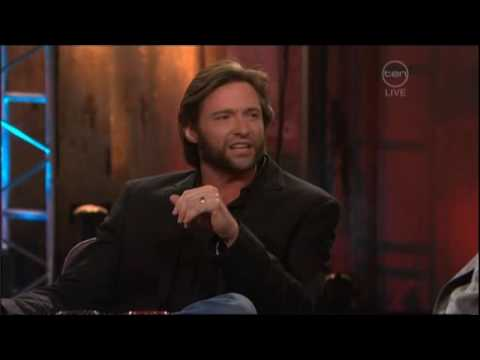Hugh Jackman interview on ROVE (Australia)