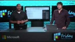 Azure Friday | Azure Analysis Services: Desktop PowerBI to the Cloud