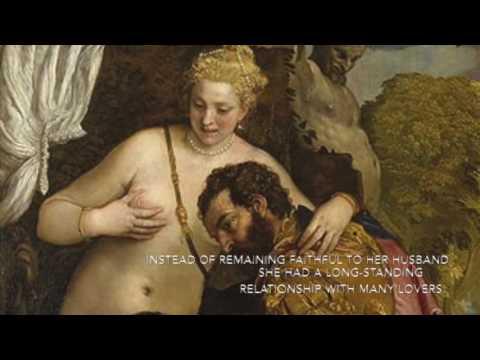 Aphrodite and Hephaestus
