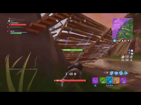 FORTNITE duos w/ wiki gaming
