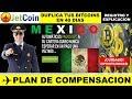 JETCOIN MEXICO-PRESENTACION OFICIAL-DERRAME MUNDIAL-JETCOIN -JETCOIN ESPAÑOL-JET COIN -JET-COIN