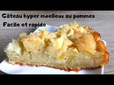 le-meilleur-moelleux-aux-pommes-🍏-🍎