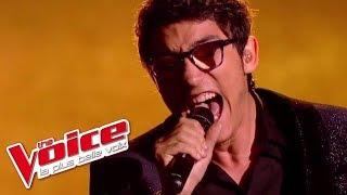 Michael Jackson – Earth Song | Vincent Vinel | The Voice France 2017| Demi-Finale