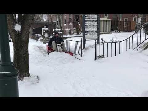 Ventrac 3000 Snow Plow