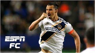 Zlatan Ibrahimovic's amazing solo goals, panenka penalty & more   Major League Soccer