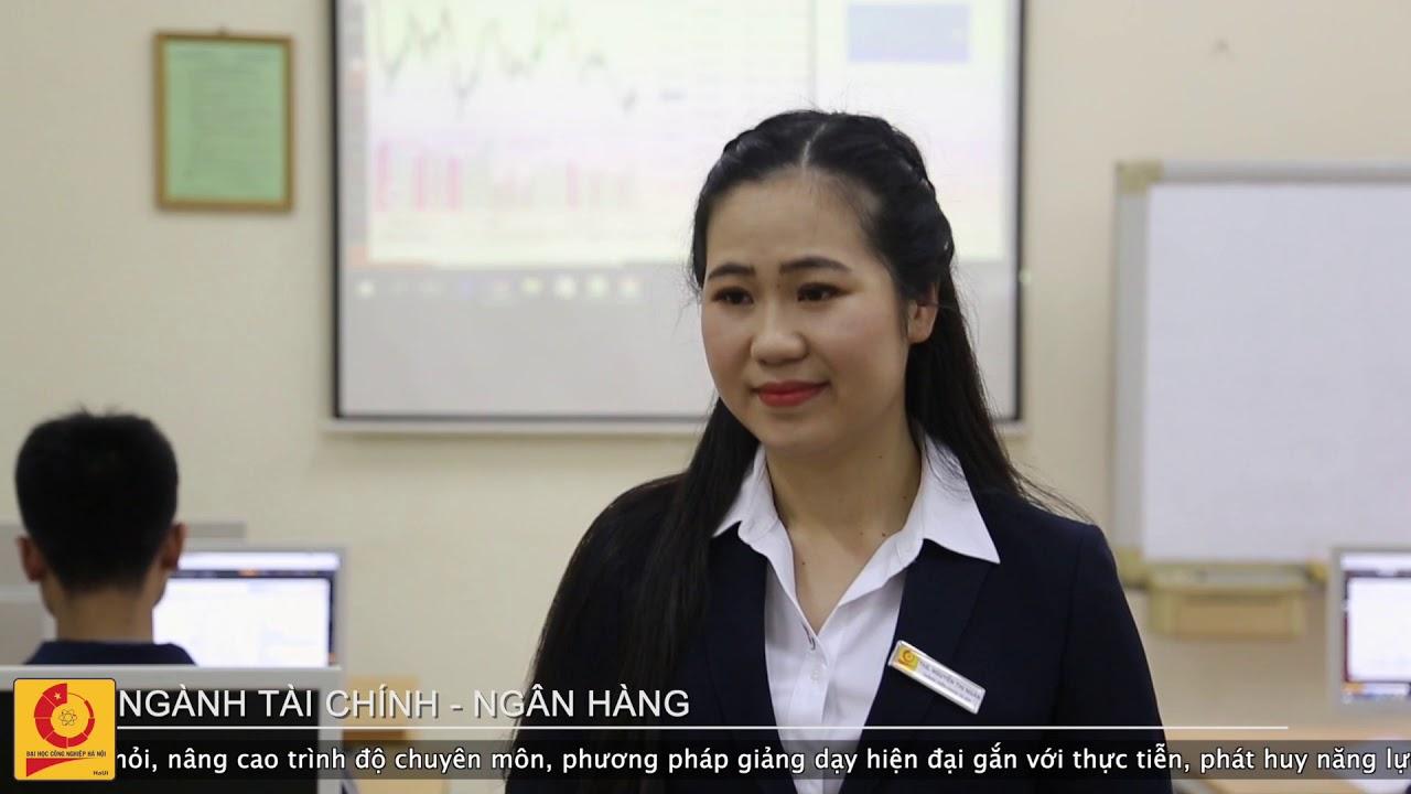 Ngành Tài chính – Ngân hàng | Đại học Công nghiệp Hà Nội