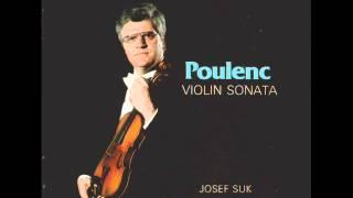 Francis Poulenc-Violin Sonata (Complete)