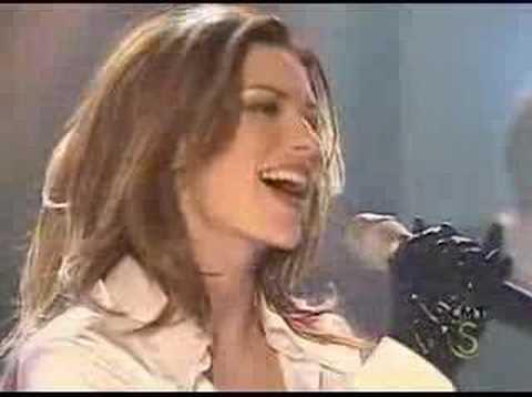 1999-11-15 - Shania Twain - When (Live @ TOTP) mp3