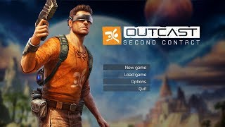 Outcast - Second Contact - gameplay Walkthrough part 1