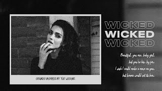 """[FREE] The Weeknd Type Beat 2020 - """"wicked"""" 
