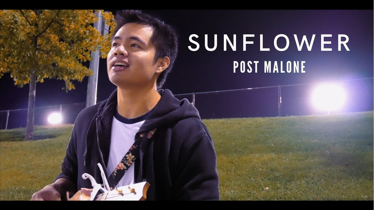 Download Sunflower - Post Malone (Ukulele Cover)