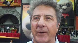 Dustin Hoffman at the