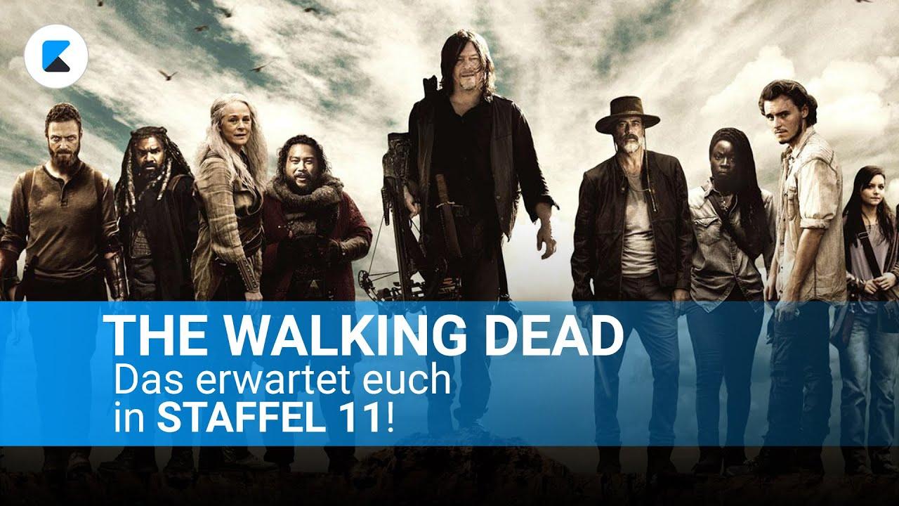 Walking Dead Staffel 11