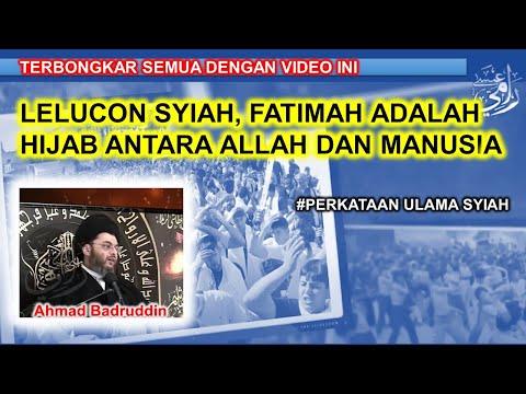 Syiah Berkata #26 - Astaghfirullah, Fatimah Adalah Hijab Diantara Allah Dan Manusia