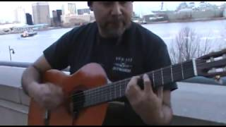 Medley English and Spanish music