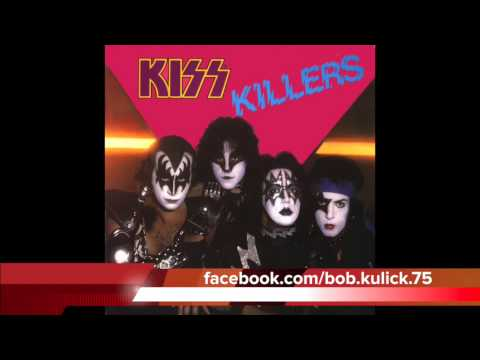 Bob Kulick talks KISS, Alice Cooper and more (August 2015)