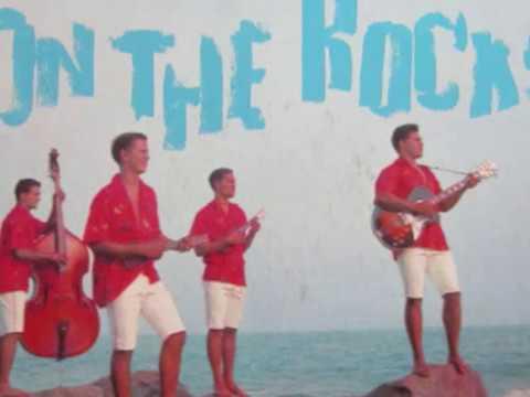 The Surfers - On The Rocks - HiFi Records - SR 408 (1959 Stereo) Hawaiian