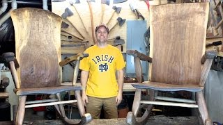 Rocking Chairs For Mama & Papa | Chop With Chris