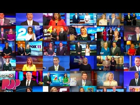 Sinclair Broadcast Group News Anchors Read Propaganda
