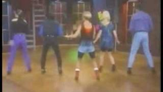 Country hip hop dancing