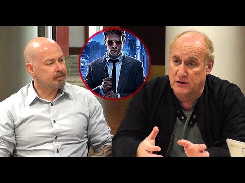 Marvel's Daredevil (Netflix): Steven S. DeKnight, Jeph Loeb Interview