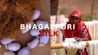 Bhagalpur Tussar Silk | A short Documentary | #Bihar