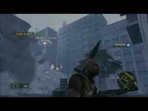 Mercenaries 2: Armageddon In Caracas