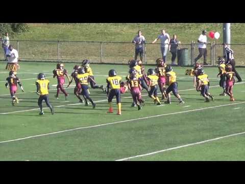 Jayson Nelson Football Highlight