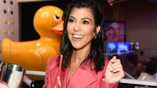Kourtney Kardashian CUTS All Ties To Younes! Now He's SLUMMING It!
