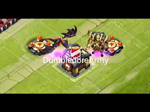 Castle Clash - Aries Gameplay!! #1