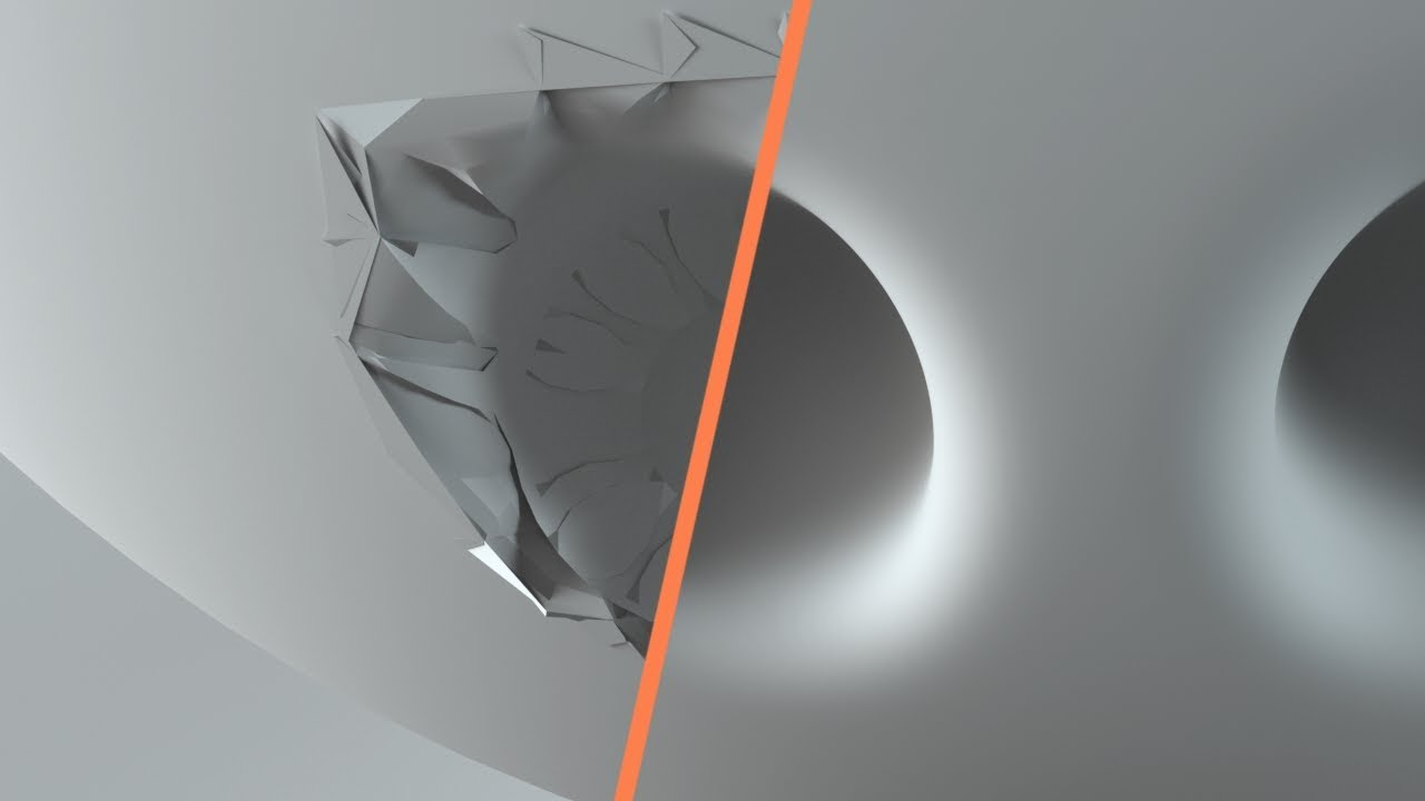 Cinema 4D Tutorial - Bevel Any Edge in Seconds (New Method)