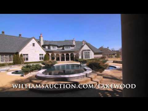 Luxury Home Auction - Tulsa, Oklahoma