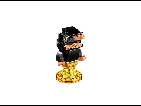 Niffler How To Build Lego Dimensions 71253 Youtube