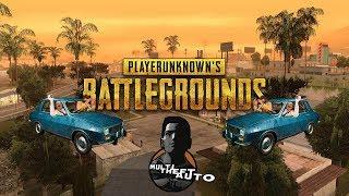 MTA PUBG | Kill Moments #3 | PlayerUnknown's Battlegrounds