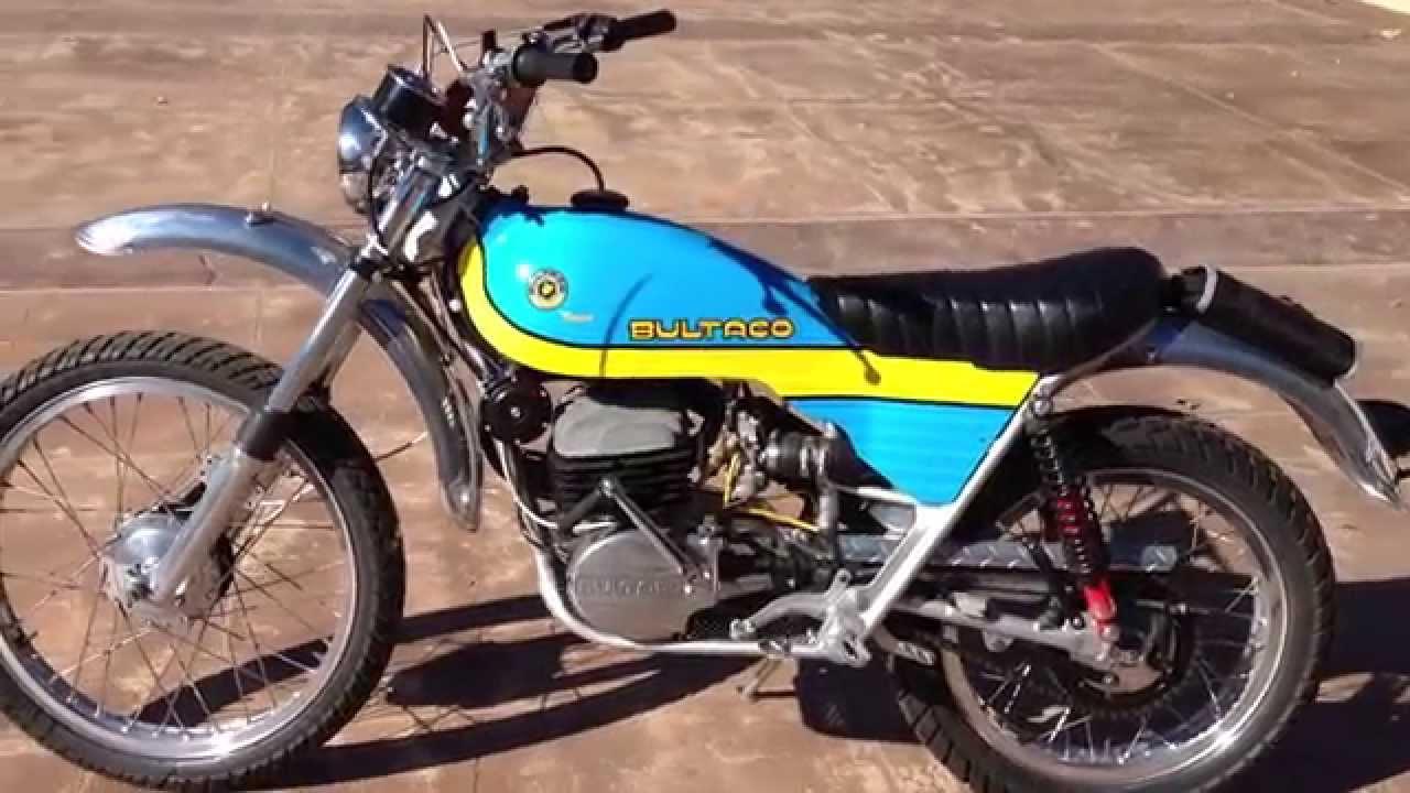 1973 Bultaco Alpina 350cc For Sale