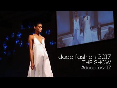 DAAP Fashion 2017: The Show
