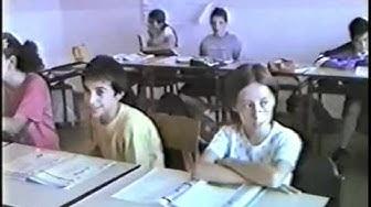 Ricordi di scuola media   1C    2000