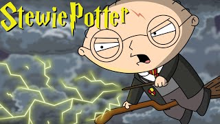 "Family Guy Parody of Harry Potter - ""Stewie Potter"" Episode 1"
