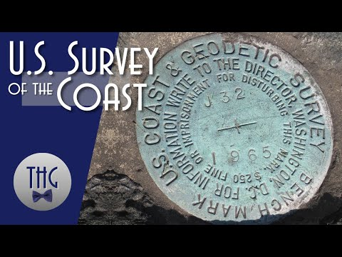 The US Survey of the Coast